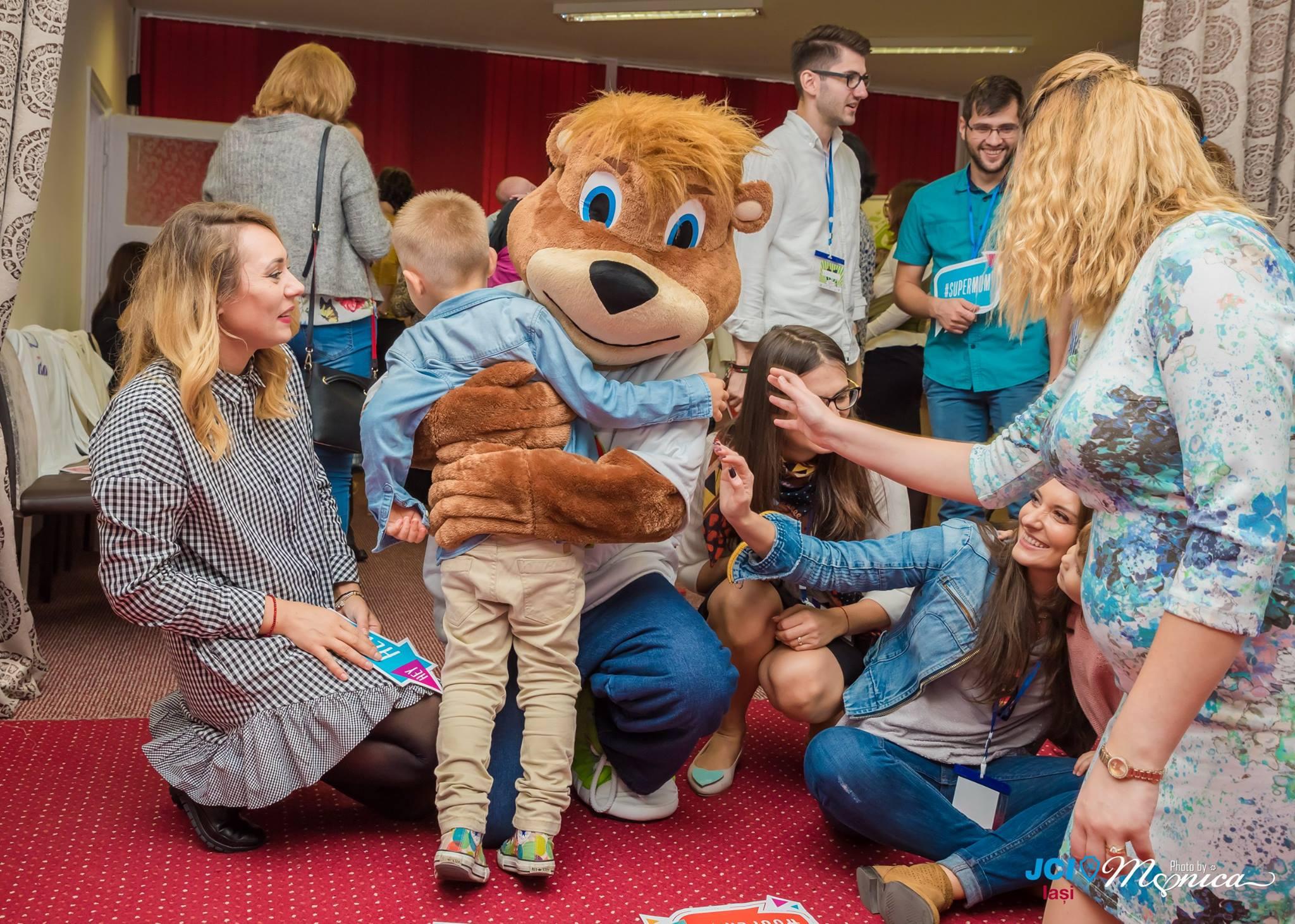 Seminar de parenting pentru copii fericiți și părinți împliniți