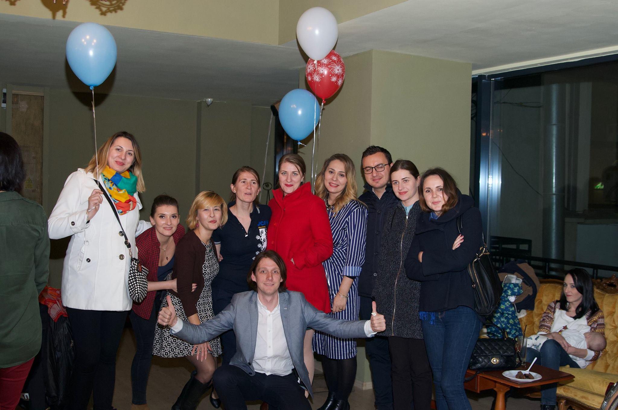Meet JCI Iași - 16 noiembrie 2017