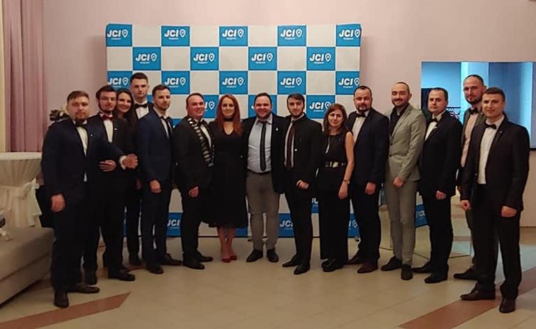 JCI Iași prezent la Gala JCI Ungheni 2018