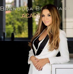Brandusa Bordeianu Speaker Femeie de Afaceri cu Stil