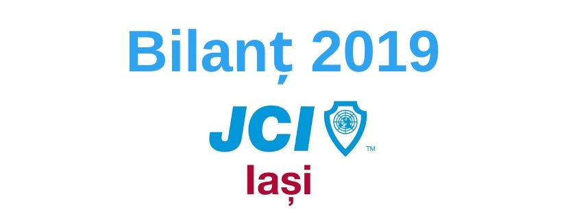Bilanț JCI Iași 2019